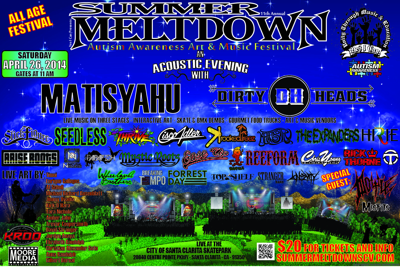 Summer Meltdown Flyer NOT APPROVED FOR RELEASE