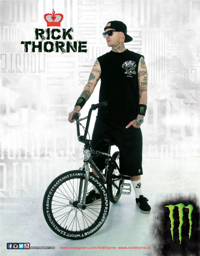 Monster Energy 2014 Hero Card