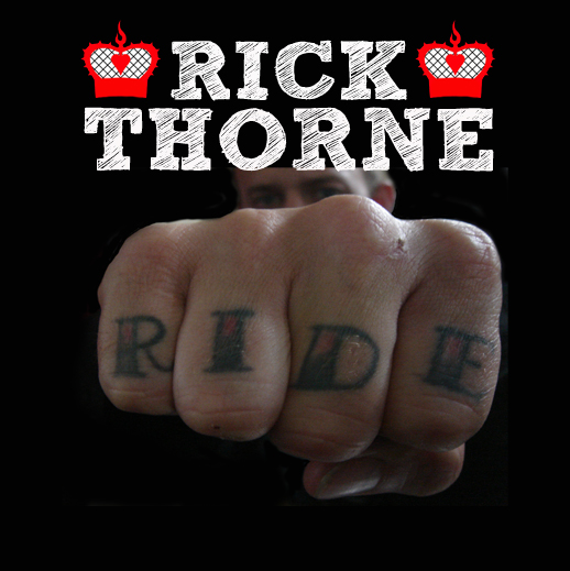 RICK THORNE BACKDROP 2014