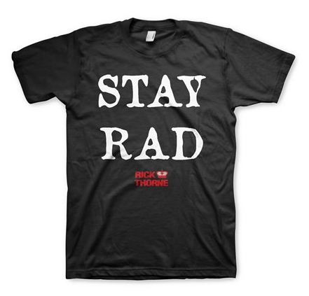 Rick Thorne-Stay Rad