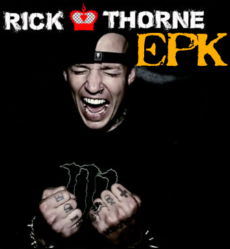 Rick Thorne EPK