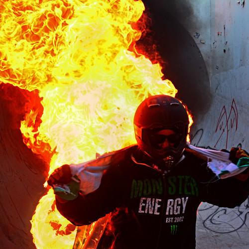 Rick Thorne:The Fire Inside