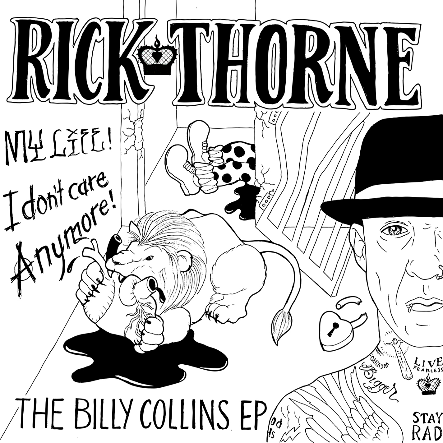 The Billy Collins EP